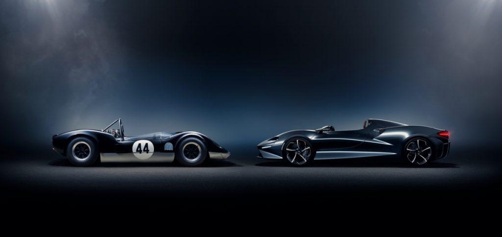 McLaren Elva et McLaren Elva M1A (MkI)