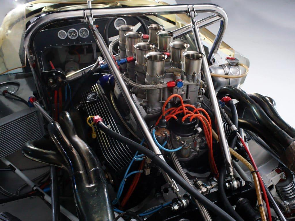 McLaren M1A (McLaren Elva MkI)
