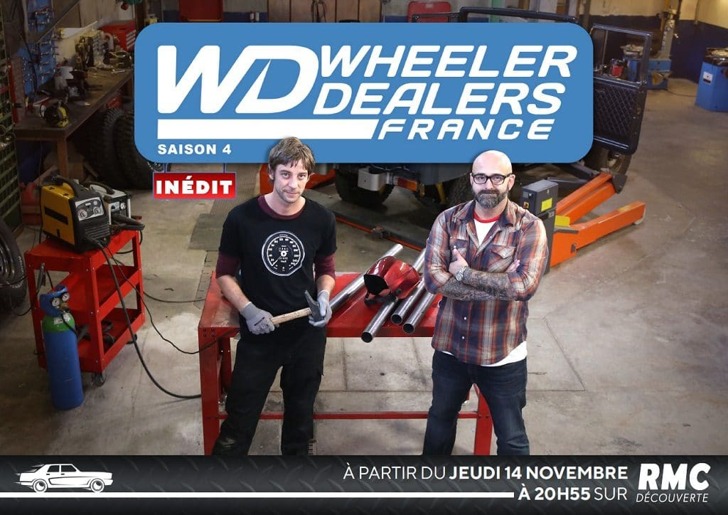 Wheeler Dealers France - saison 4