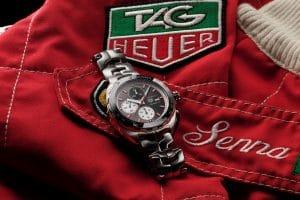 TAG Heuer Formula 1 Calibre 16 Ayrton Senna Special Edition 2019