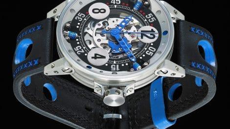 B.R.M V6 SA SQ
