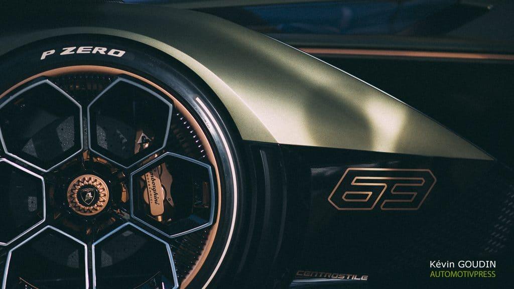 Lamborghini V12 Gran Turismo - Festival Automobile International 2020 - Kevin Goudin