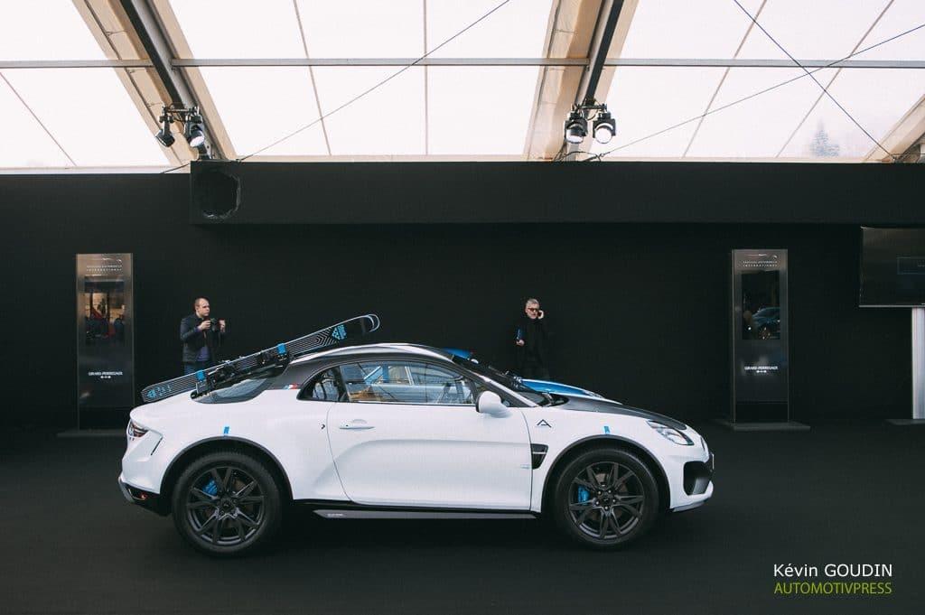 Alpine - Festival Automobile International 2020