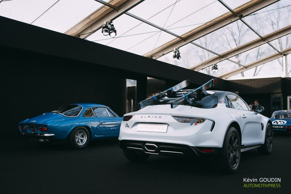 Alpine - Festival Automobile International 2020