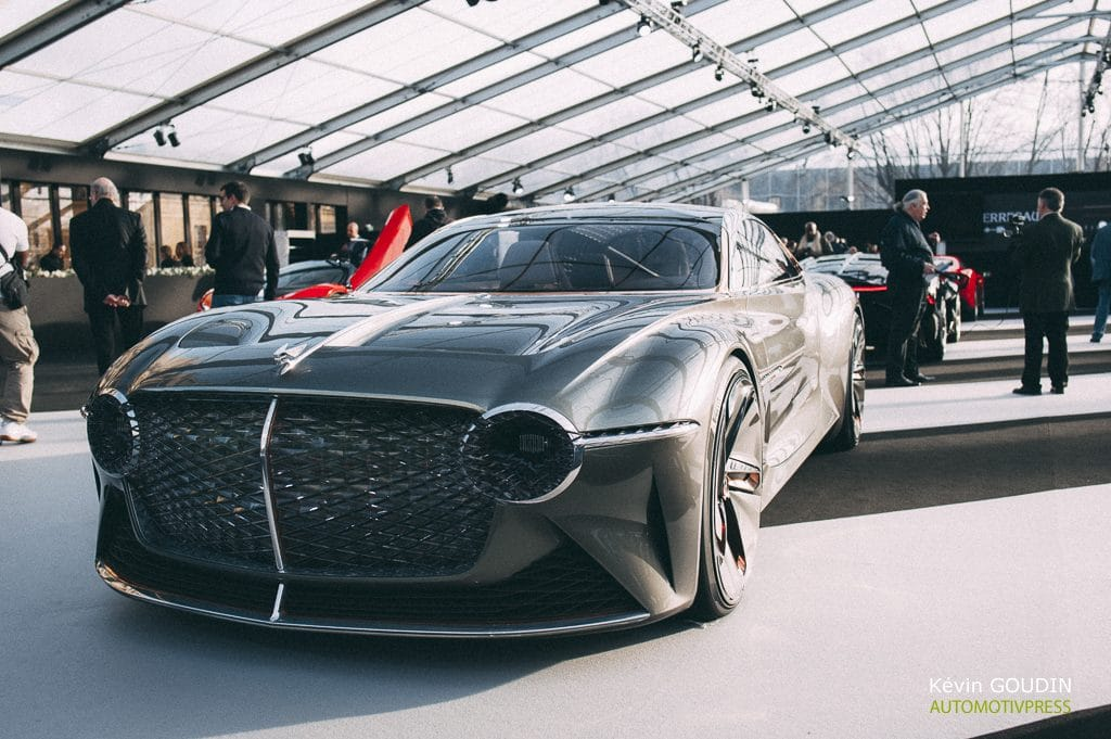 Bentley EXP 100 GT Concept - Festival Automobile International 2020 - Kevin Goudin