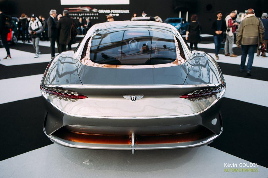 Bentley EXP 100 GT Concept - Festival Automobile International 2020 - Kevin Goudin
