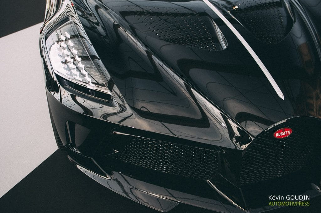 Bugatti La Voiture noire - Festival Automobile International 2020 - Kevin Goudin