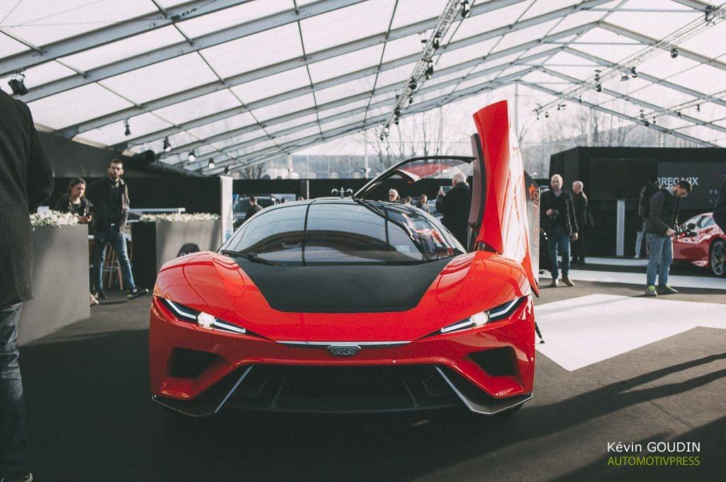 Festival Automobile International 2020 - Kevin Goudin