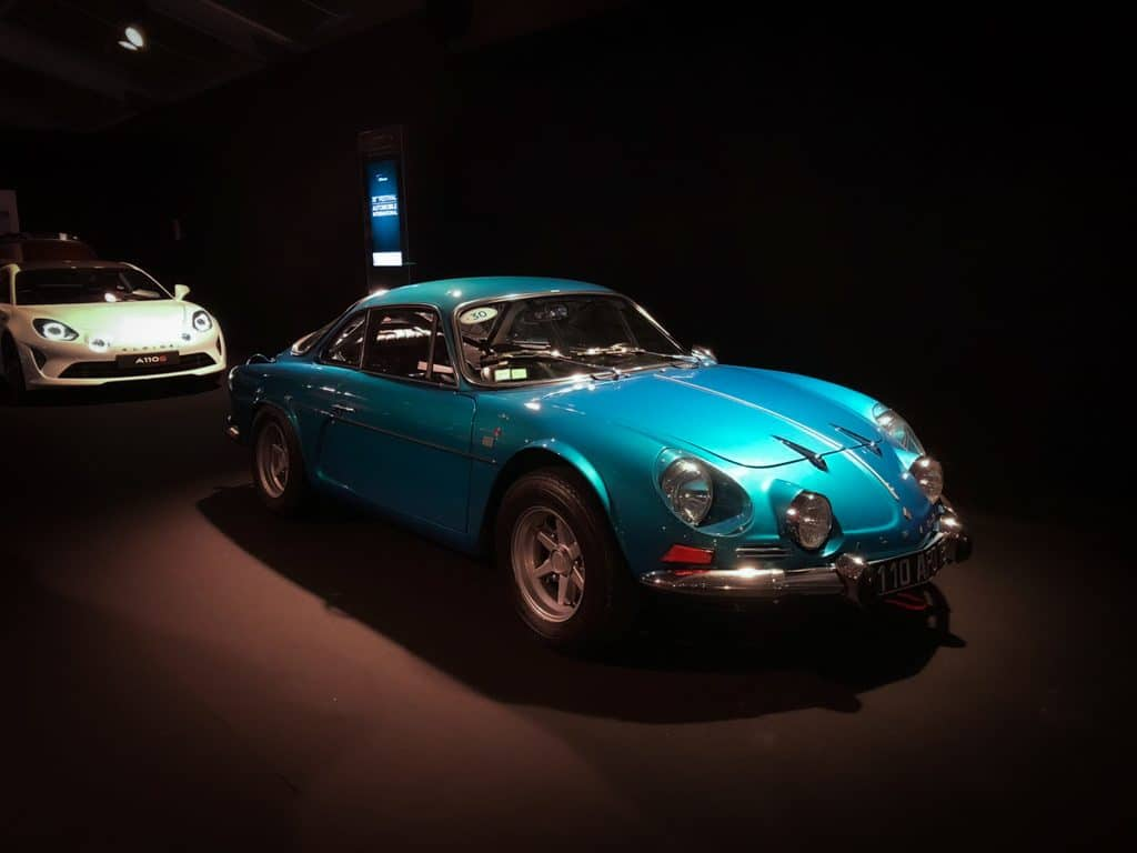 Alpine A110 - Festival Automobile International 2020