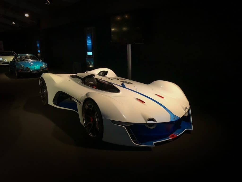 Alpine Vision Gran Turismo - Festival Automobile International 2020