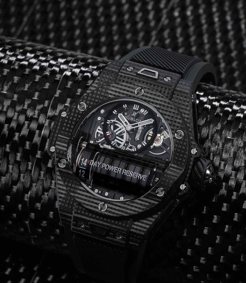 Hublot Big Bang MP-11 14-Day Power Reserve Carbon