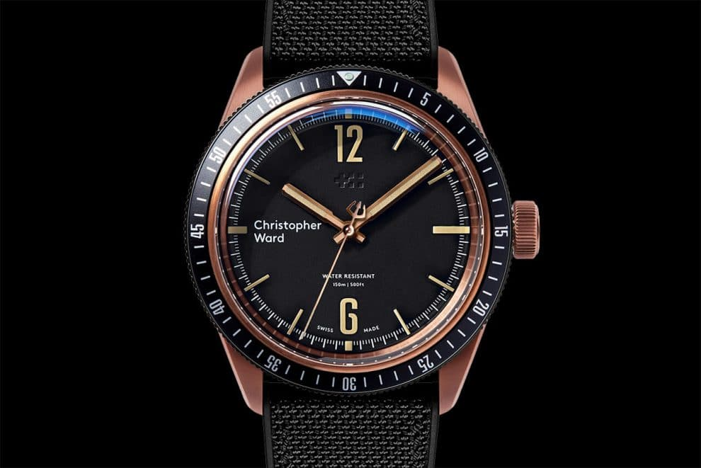 Christopher Ward C65 Black Gold Limited Edition