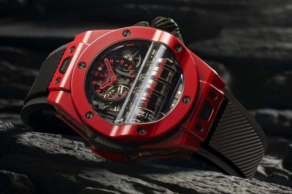 Hublot Big Bang MP-11 Power Reserve 14 Days Red Magic