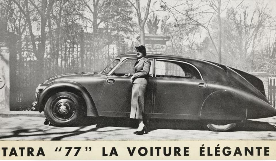 Tatra - Retromobile 2020