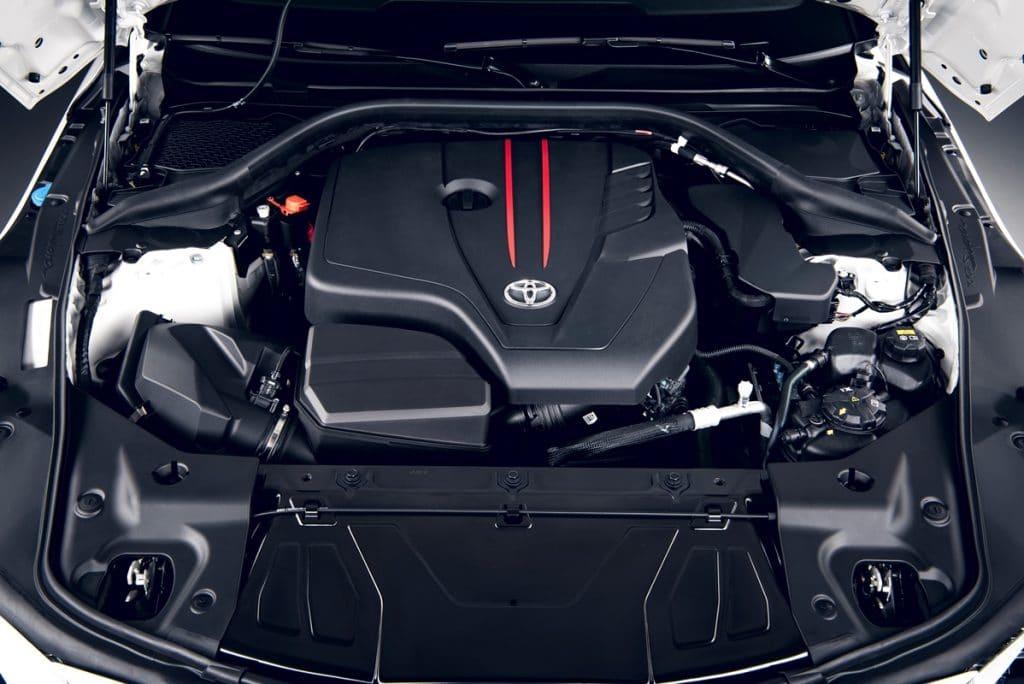 Toyota GR Supra 2.0L (2020)