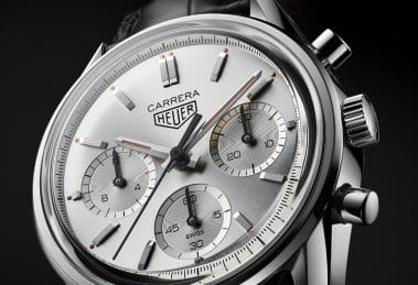 TAG Heuer Carrera Heuer 02 Edition Spéciale 160 ans (2020)