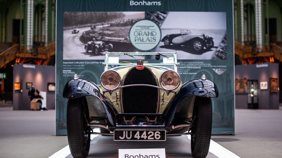 Bonhams Paris 2020 - Joris Clerc