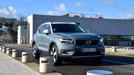Volvo XC40 recharge T5