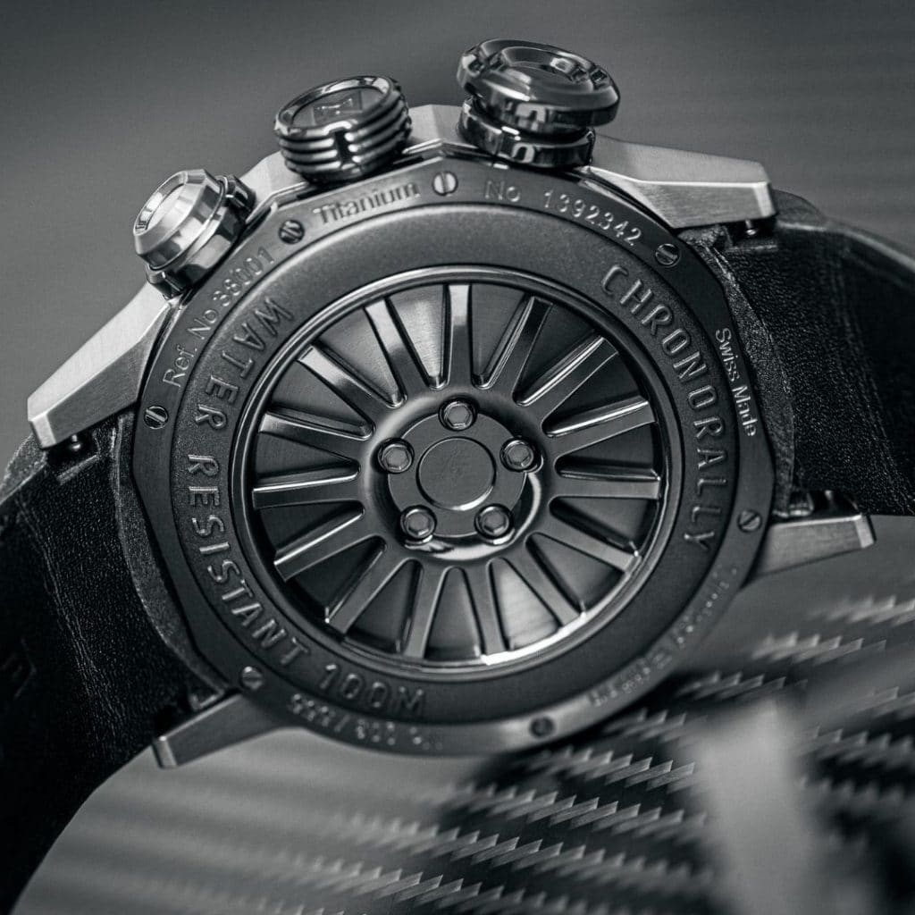 Edox Chronorally X-Treme Pilot Limited Edition (2020)