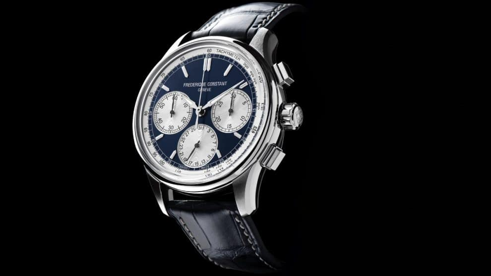 Frederique Constant Chronographe Manufacture Flyback