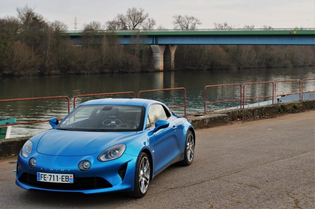 Alpine A110 Pure