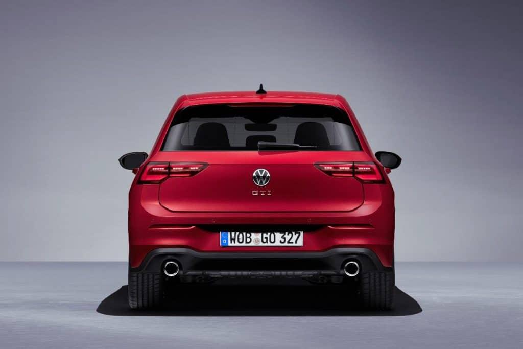 Volkswagen Golf GTI (2020)