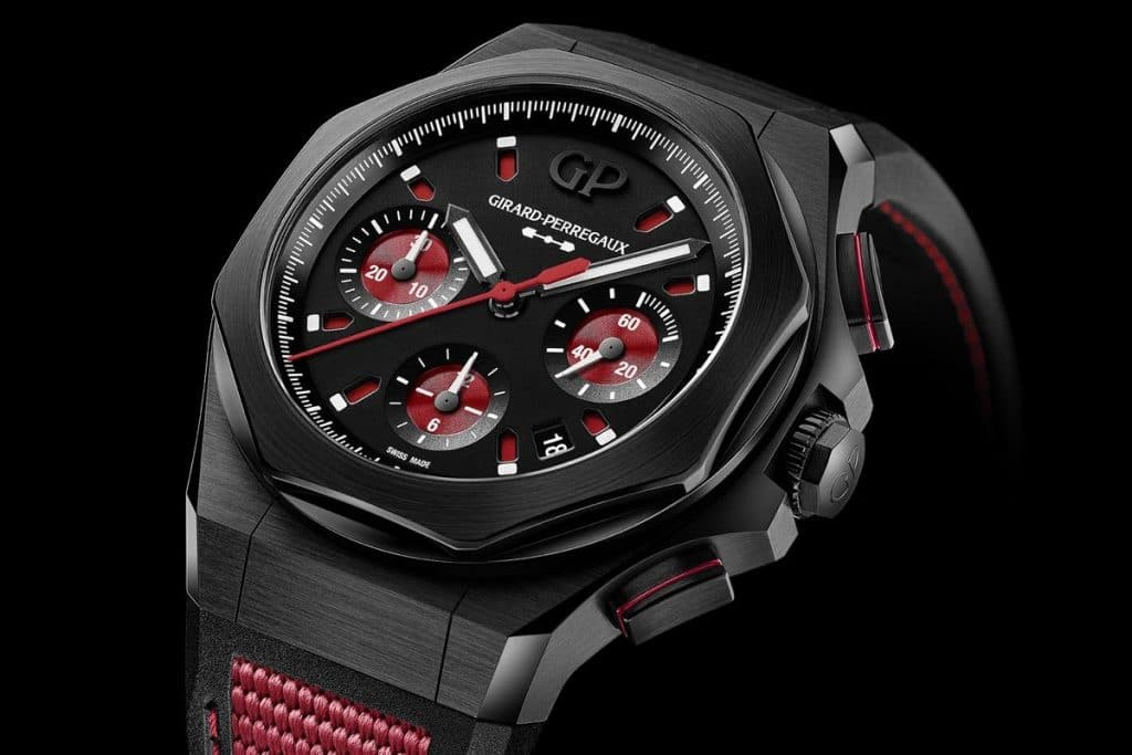 Girard-Perregaux Laureato Absolute Passion
