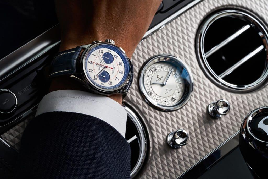 Breitling Premier B01 Chronograph 42 Bentley Mulliner Limited Edition (2020)
