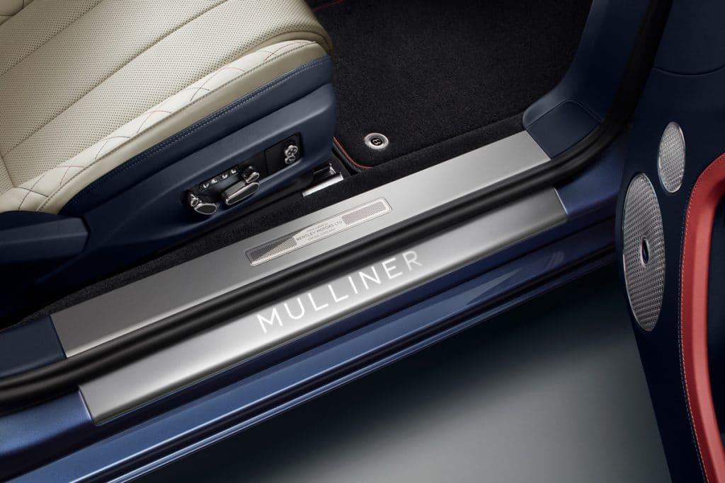 Bentley Continental GT Mulliner Convertible (2020)