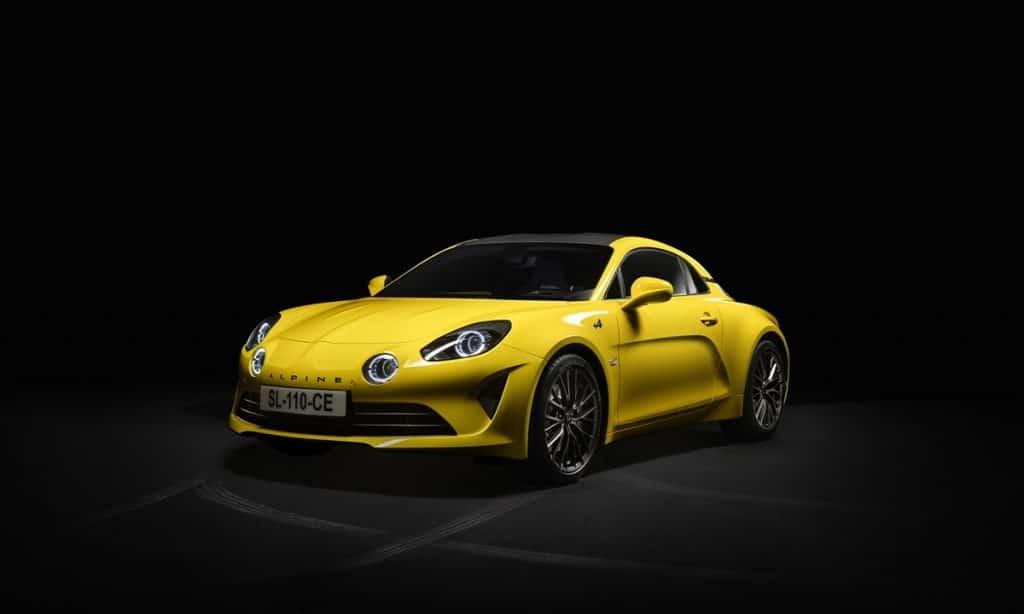 Alpine A110 Color Edition 2020