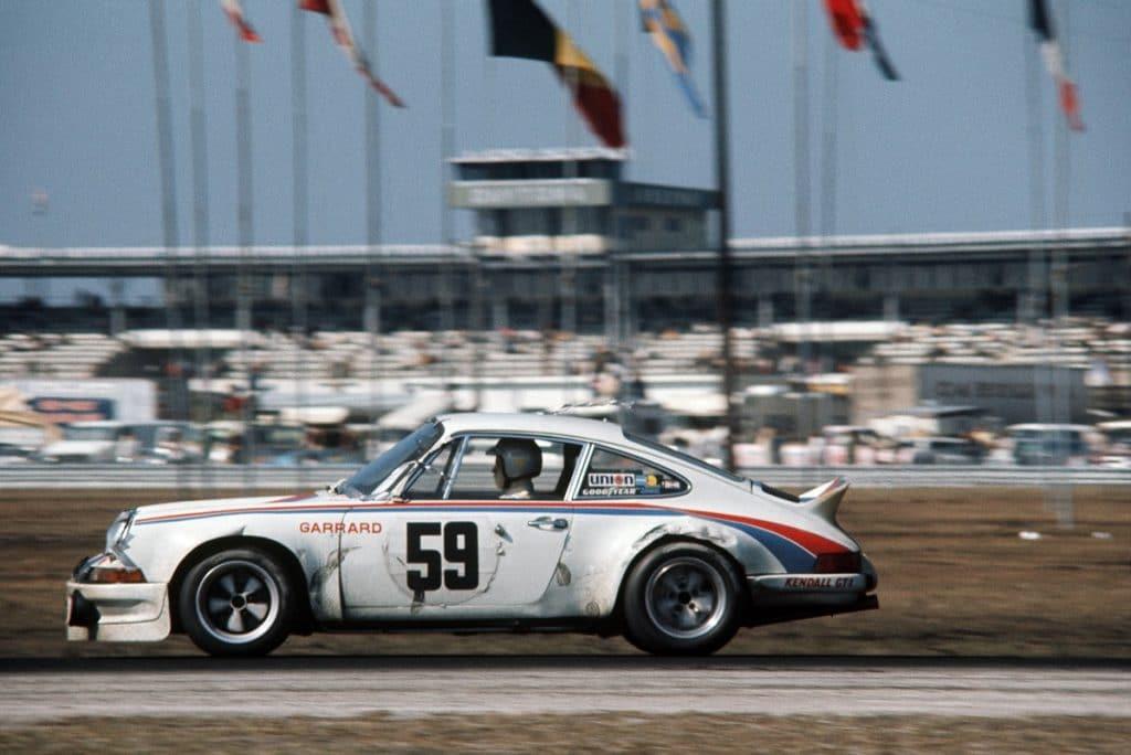 1973 Daytona Porsche 911 Carrera RSR