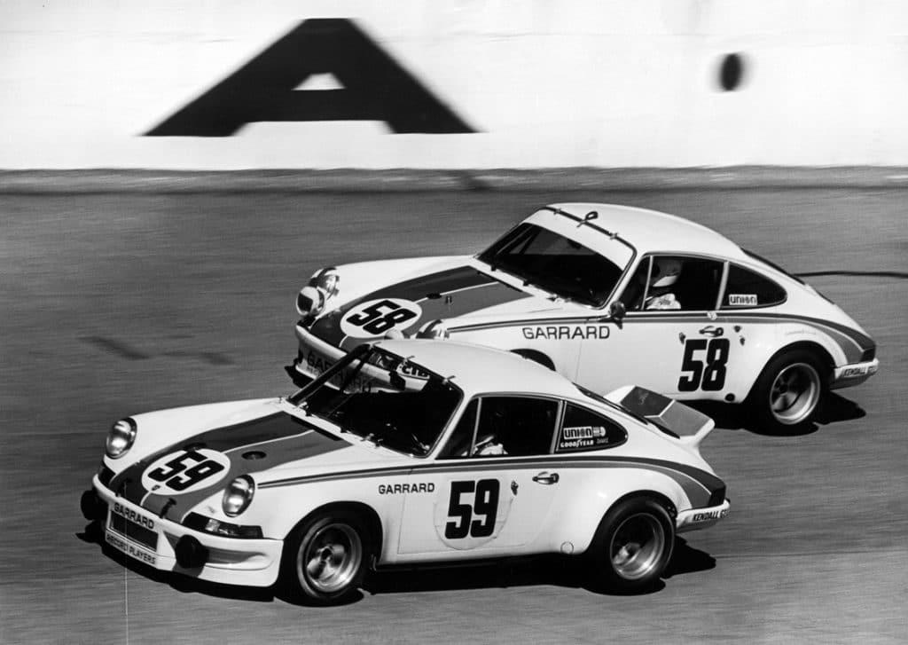 1973 Daytona Porsche 911 Carrera RSR, Porsche 911 S