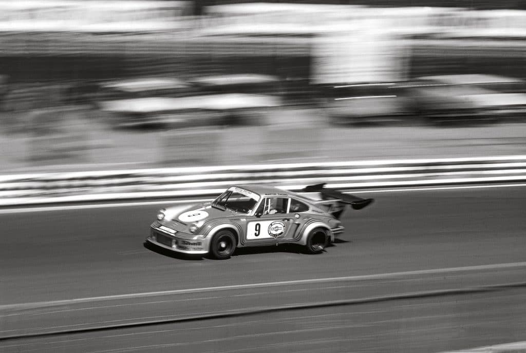 1974 Le Mans Porsche 911 Carrera RSR 2.1 Turbo