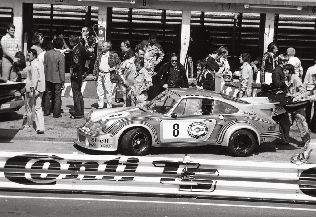 1974 Nürburgring Porsche 911 Carrera RSR 2.1 Turbo