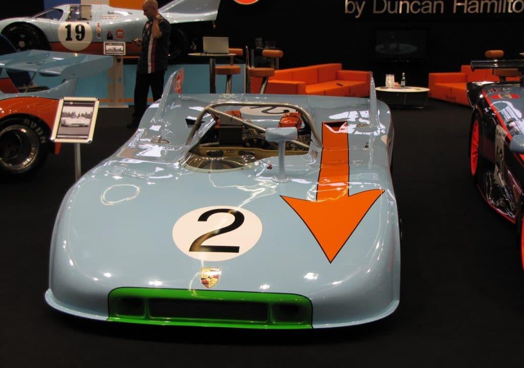 Porsche 908 - Retromobile - R. Solnon