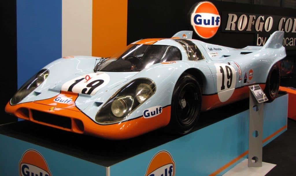 Porsche 917 - Retromobile - R. Solnon