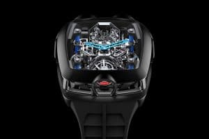 Jacob & Co. Bugatti Chiron Tourbillon (2020)