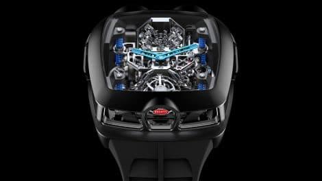 Jacob & Co. Bugatti Chiron Tourbillon (2020)