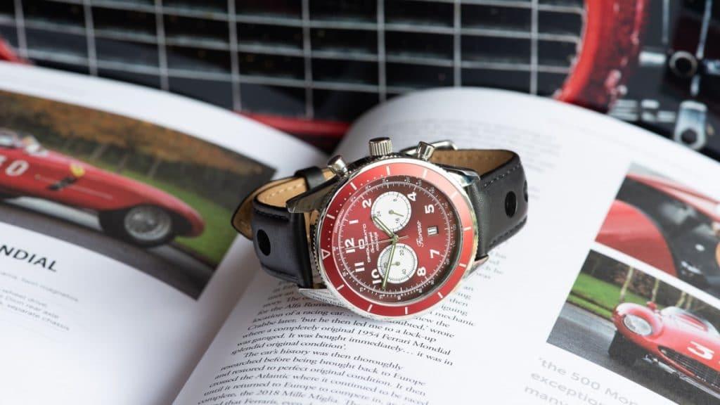 Omologato Fiorano Chronograph