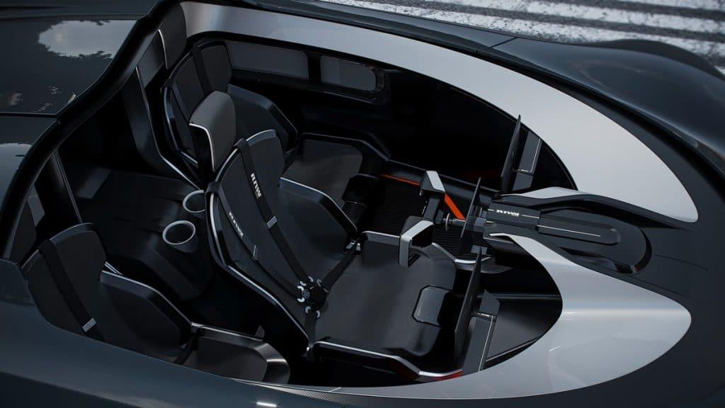 RAW by Koenigsegg