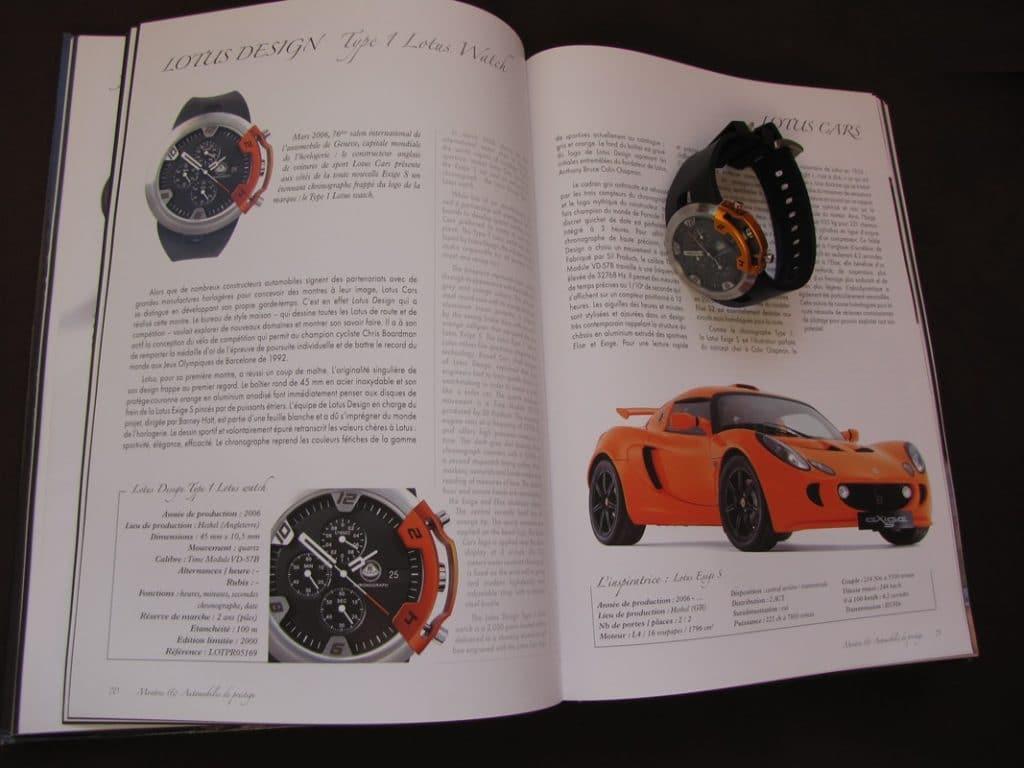 Type 1 Lotus Watch - Lotus Design (2006)