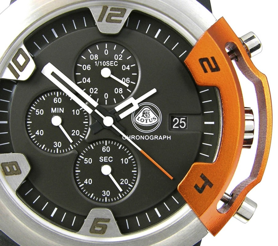Type 1 Lotus Watch - Lotus Design (2006)