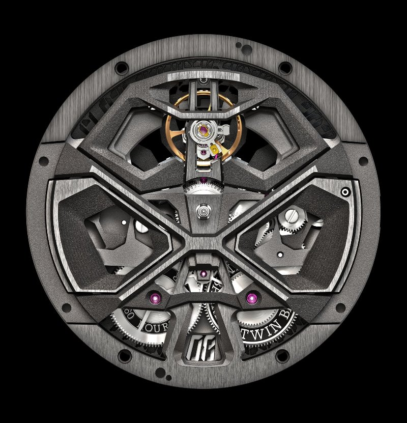 Roger Dubuis calibre RD630