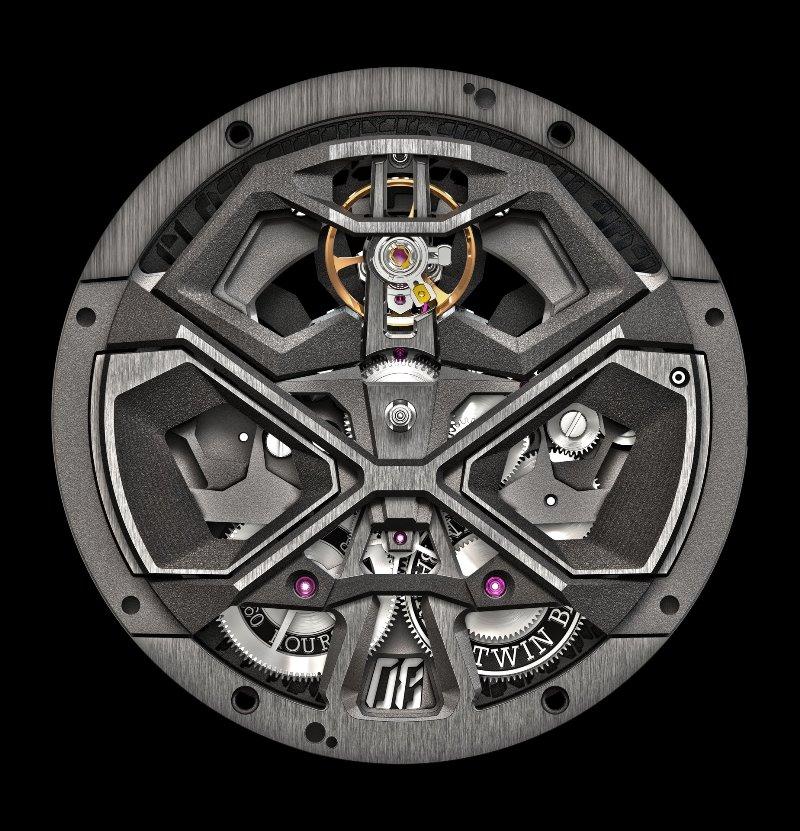 Roger Dubuis calibre RD630