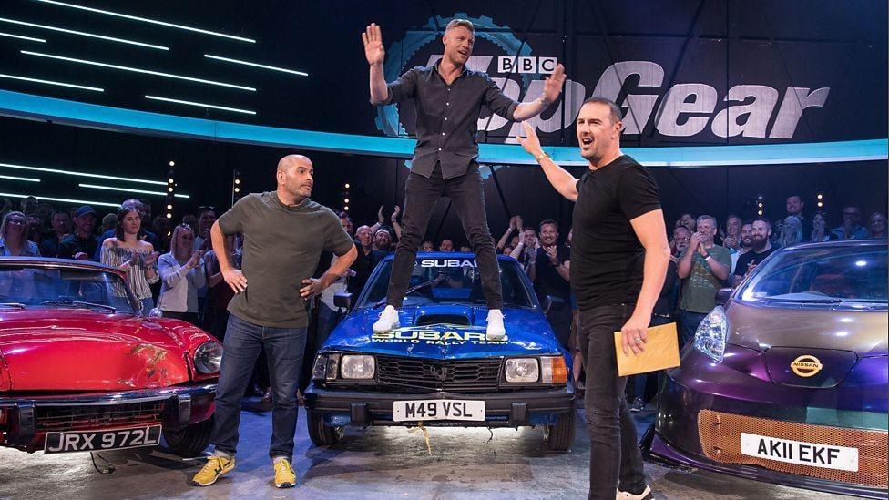 Top Gear UK saison 27