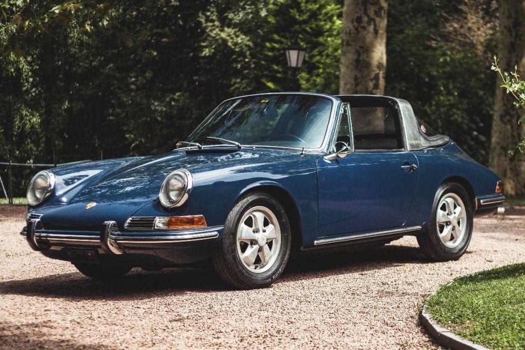 Porsche 911 2.0 Targa 1966/67