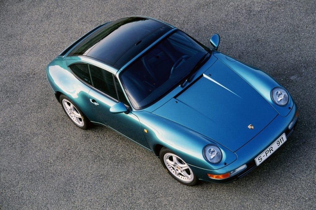 Porsche 911 993 Targa 1995/97