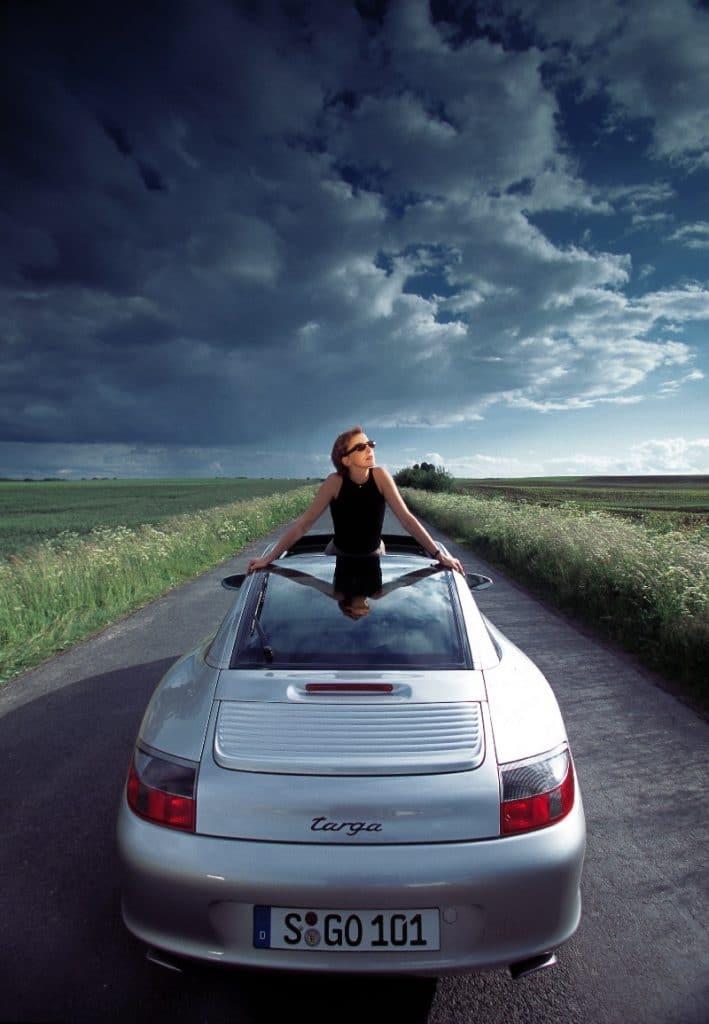 Porsche 911 996 Targa 2001/05