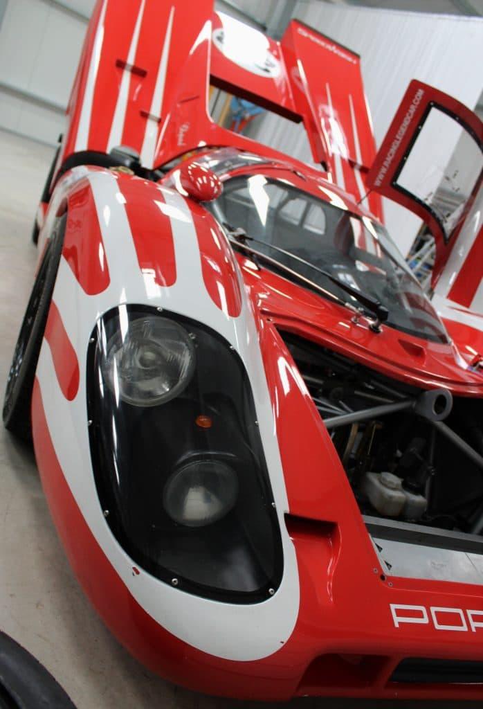 Porsche 917 Nailey