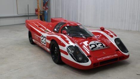 Porsche 917 Bailey